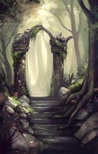elfos relatos de fantasia