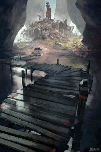 El bosque de las espadas - relato - cuentos- fantasia -libros -juvenil